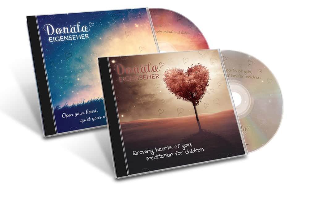 Children + Adult Meditation CD & MP3, Donata Eigenseher, Edmonton, Canada