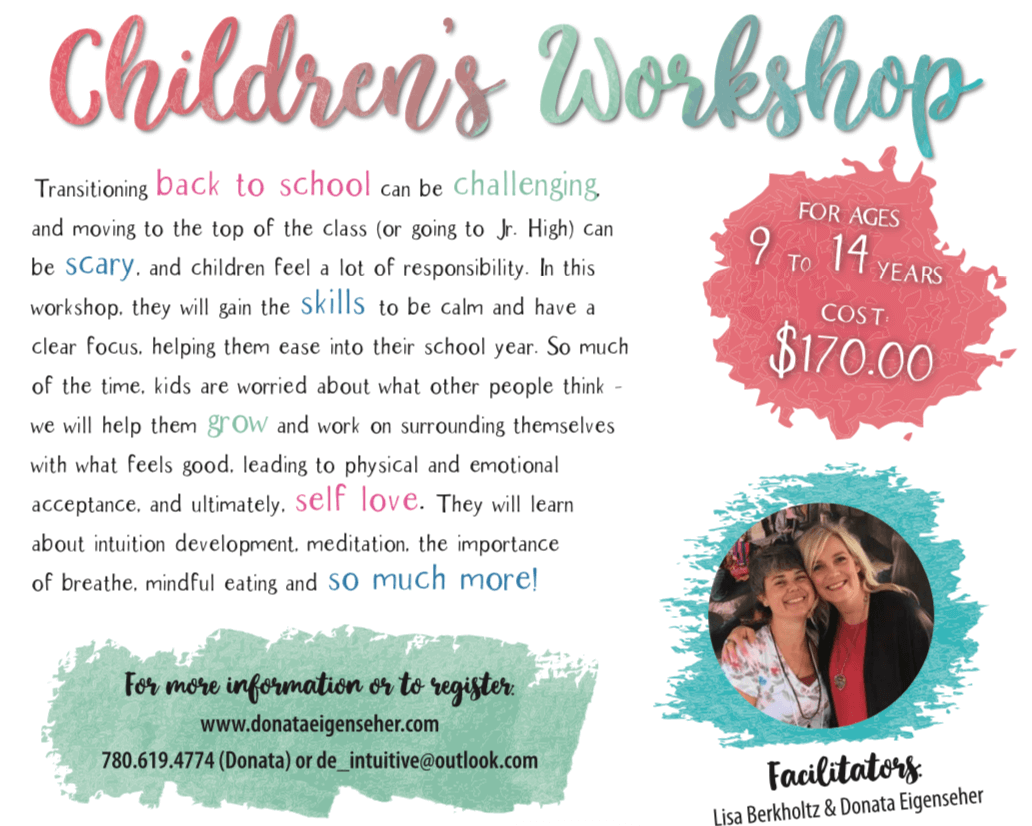 Children's Workshop | Donata Eigenseher