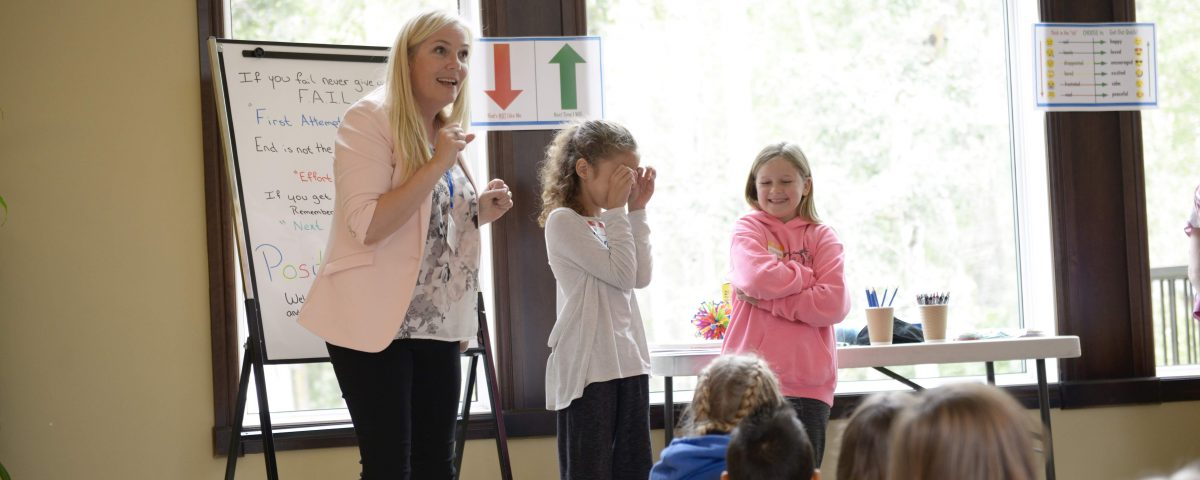 Intuitive Workshop for Kids | Donata Eigenseher, Edmonton, Canada